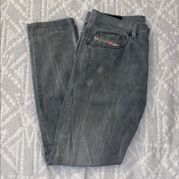 3bf2335a Diesel Other - Diesel Tepphar Slim Carrot Stretch Jeans 30x30